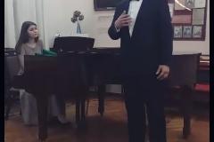 Концерт-присвята